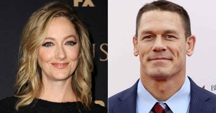 A atriz Judy Greer vai contracenar com John Cena em