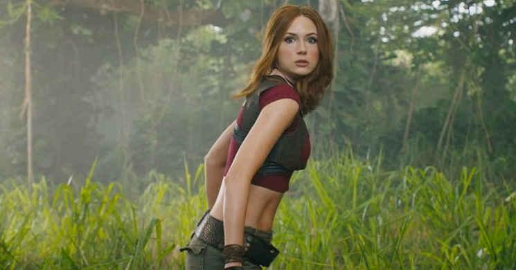 Karen Gillan será a protagonista do novo thriller de ação