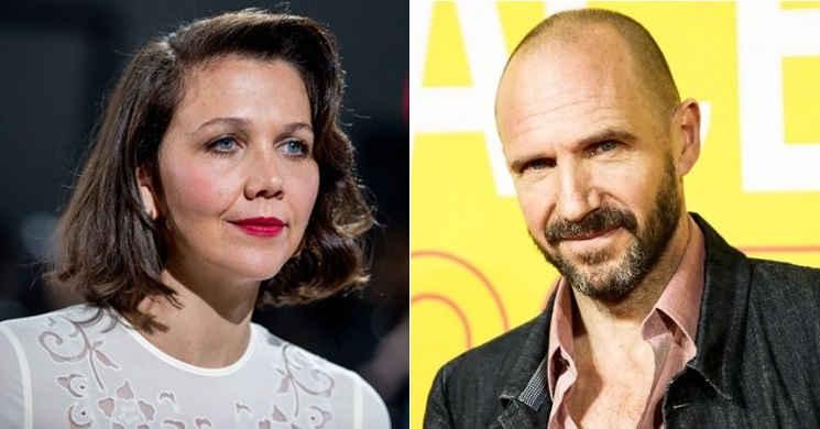 Maggie Gyllenhaal e Ralph Fiennes protagonizarão a comédia romântica