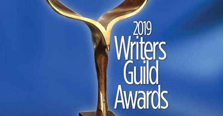 Nomeados Writers Guild Awards 2019