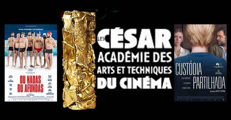 Nomeados aos César 2019