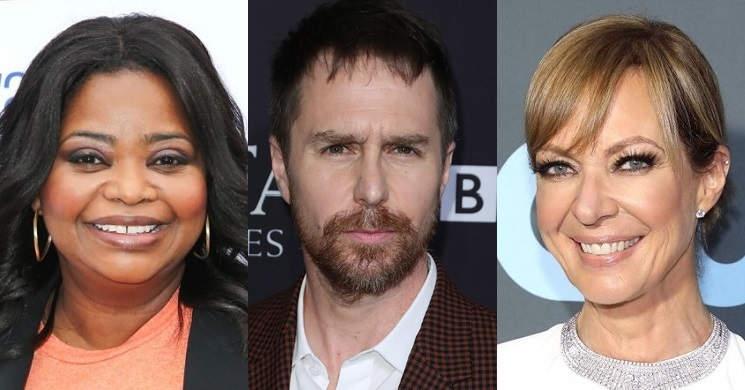 Octavia Spencer, Sam Rockwell e Allison Janney serão os protagonistas do filme