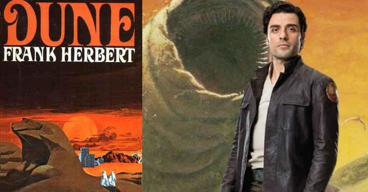 Oscar Isaac no elenco do filme Dune