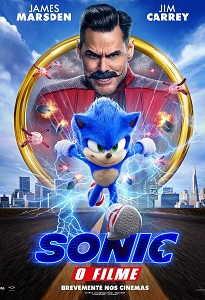 Poster de Sonic: O Filme