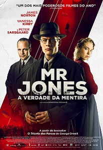 Poster do Filme Mr. Jones: A Verdade da Mentira