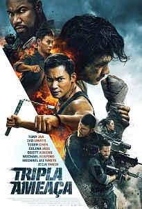 Poster do Filme Tripla Ameaça