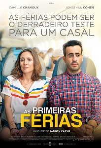 AS PRIMEIRAS FÉRIAS
