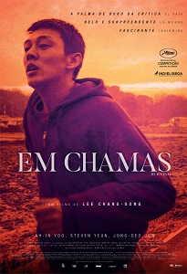 Poster do filme Em Chamas