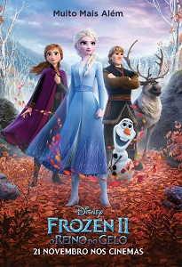 Poster do filme Frozen II: O Reino do Gelo