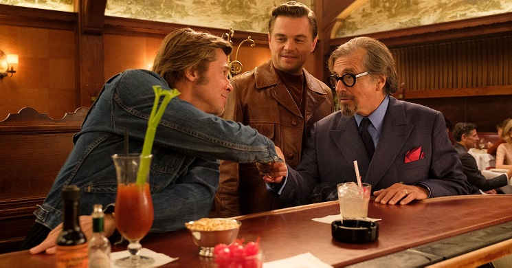Primeiras imagens do filme Once Upon A Time in Hollywood