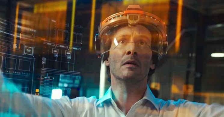 Replicas - Filme com Keanu Reeves considerado o primeiro fracasso de 2019