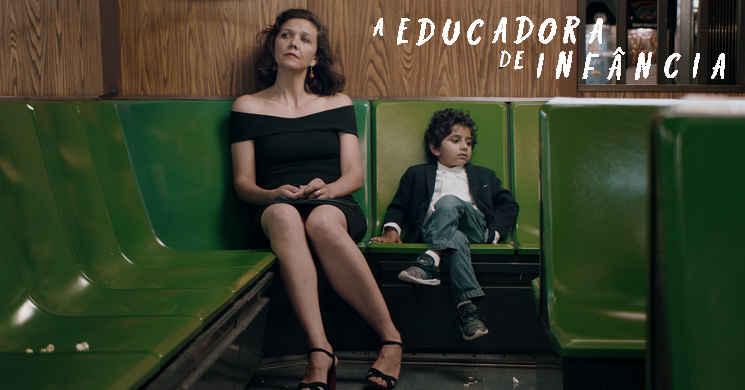 Sessão especial com debate do filme A Educadora de Infância