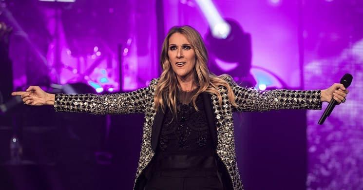 The Power of Love - Cinebiografia sobre a cantora Céline Dion