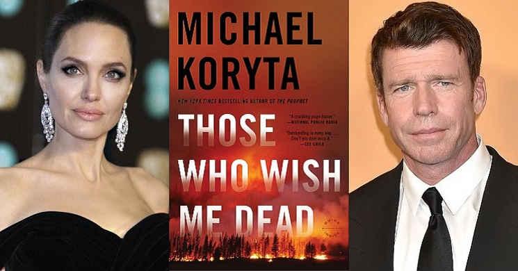 Those Who Wish Me Dead- Angelina Jolie e Taylor Sheridan