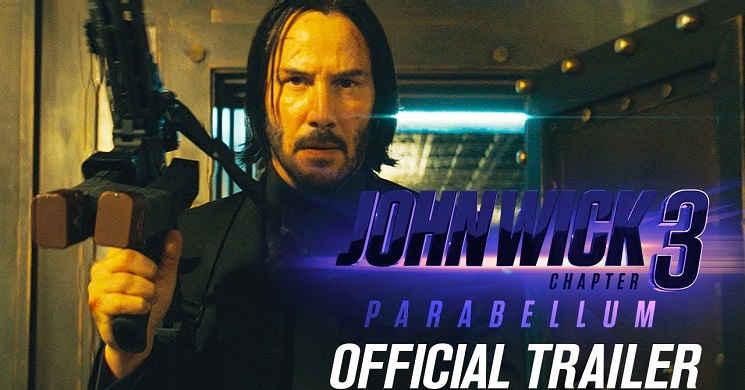Trailer oficial de John Wick: Chapter 3 - Parabellum