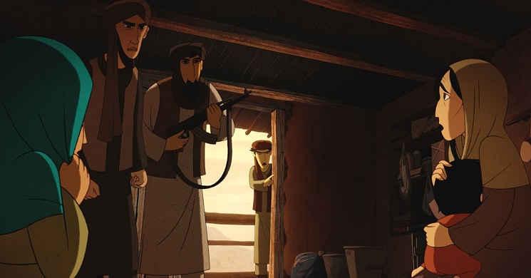 Trailer português da animação A Ganha-Pão
