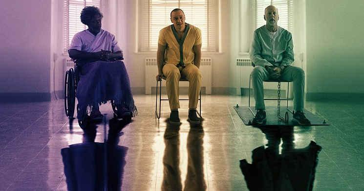 Trailer português do filme Glass