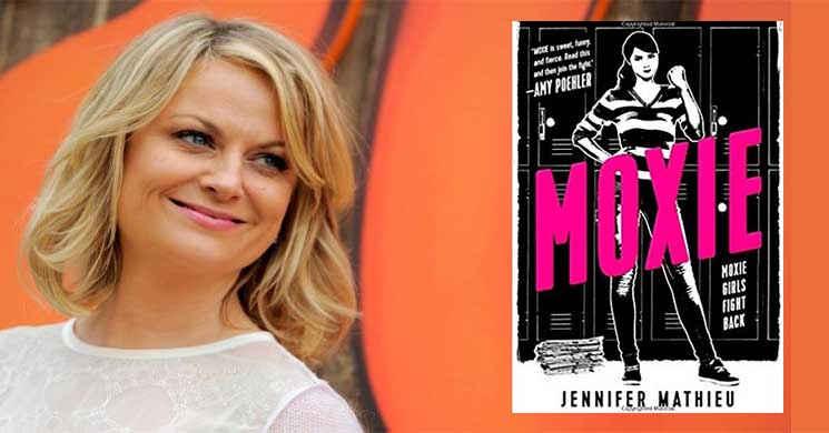 Amy Poehler vai dirigir o filme Moxie