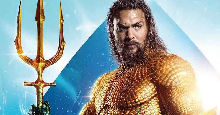 Aquaman 2 em desenvolvimento