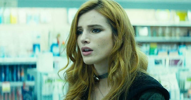 Bella Thorne será a protagonista do thriller criminal