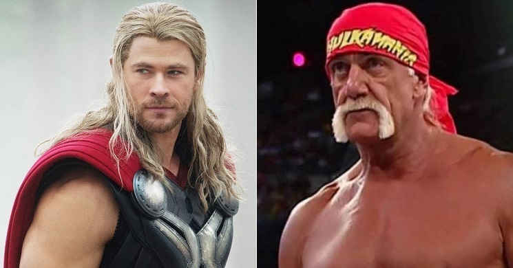 Chris Hemsworth interpretará o famoso wrestler Hulk Hogan numa cinebiografia