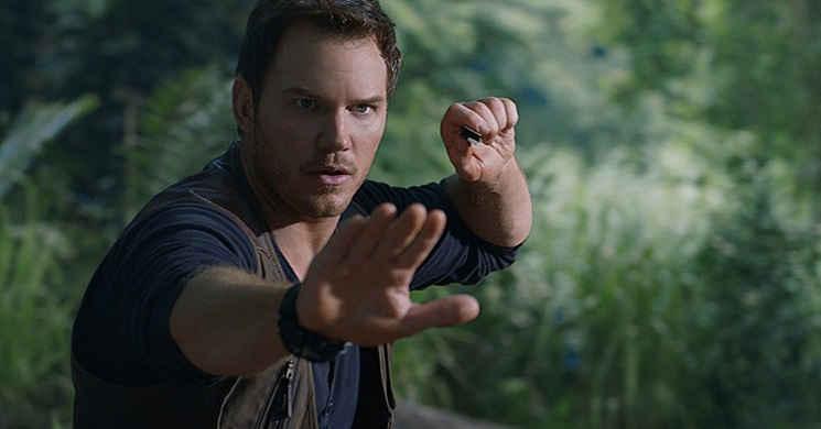 Chris Pratt em negociações para protagonizar o filme de ficção científica