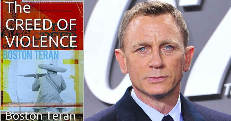 Daniel Craig vai protagonizar The Creed of Violence