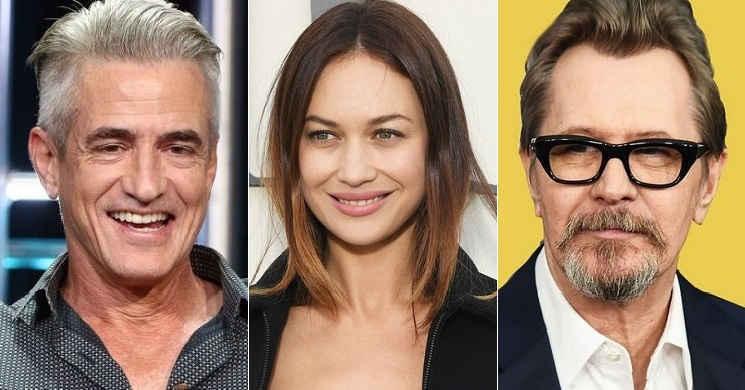 Dermot Mulroney juntou-se a  Olga Kurylenko e Gary Oldman no elenco de