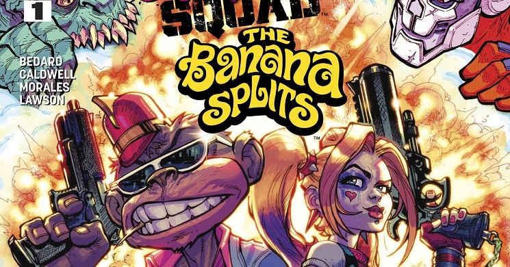 Filme sobre The Banana Splits