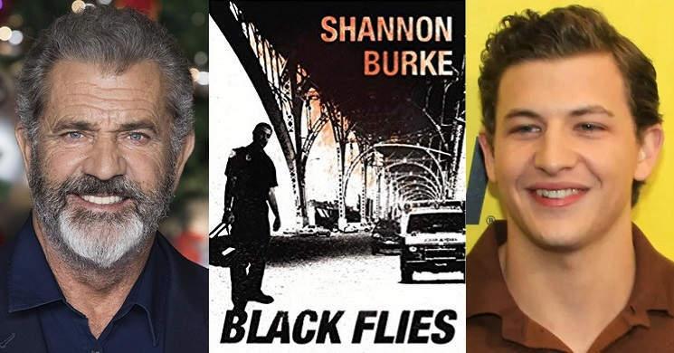 Mel Gibson e Tye Sheridan em negociações para o elenco da adaptação de