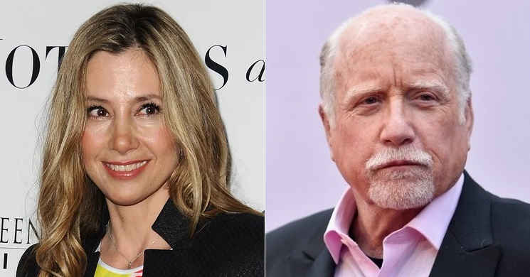 Mira Sorvino será a filha de Richard Dreyfuss no thriller criminal indie