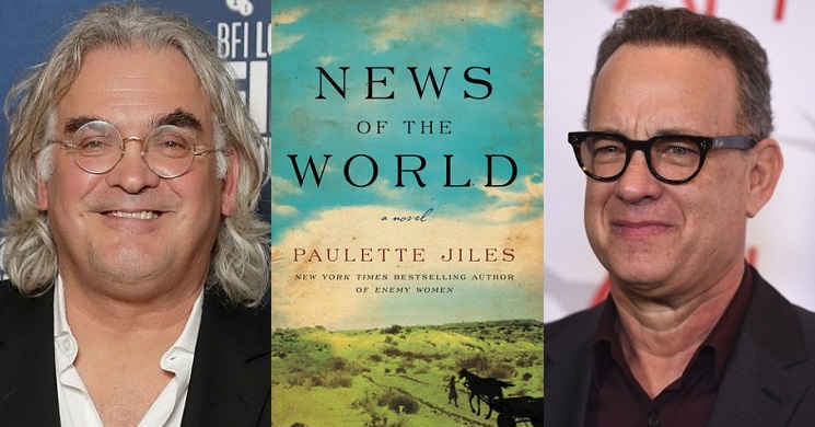 Paul Greengrass poderá reunir-se com Tom Hanks na adaptação do best-seller