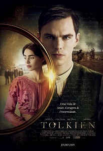 Poster do filme Tolkien