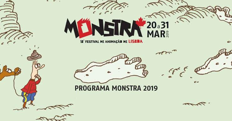 Programa do Festival Monstra 2019