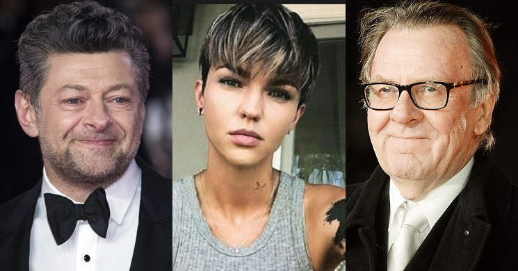 Ruby Rose, Andy Serkis e Tom Wilkinson no elenco do thriller de ação
