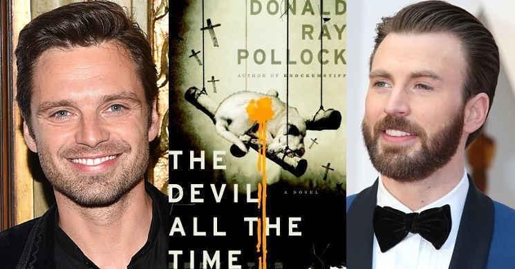 Sebastian Stan é o substituto de Chris Evans no elenco do thriller