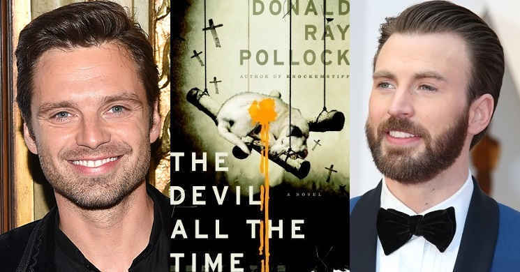 Sebastian Stan substitui Chris Evans no thriller The Devil All the Time