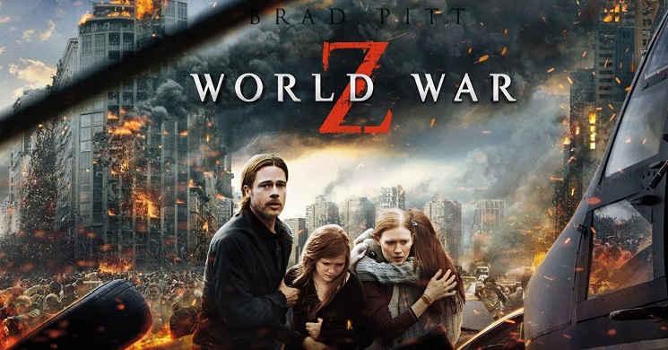 Sequela de World War Z foi cancelada