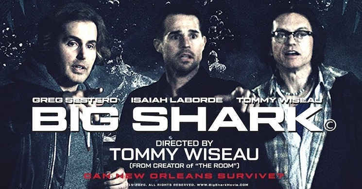 Teaser trailer de Big Shark de Tommy Wiseau