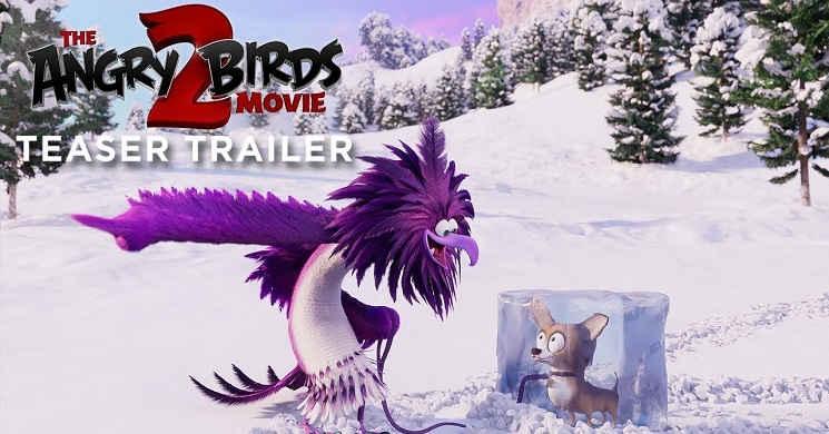 Eles estão de volta. Primeiro teaser trailer oficial da sequela da animação