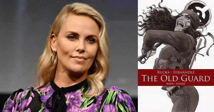 The Old Guard filme protagonizado por Charlize Theron