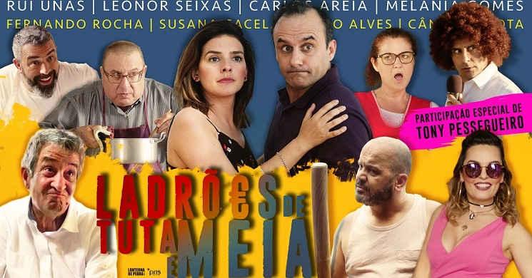 Trailer da comédia portuguesa Ladrões de Tuta e Meia