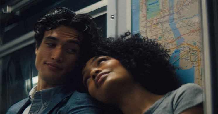 Primeiro trailer oficial do drama romântico