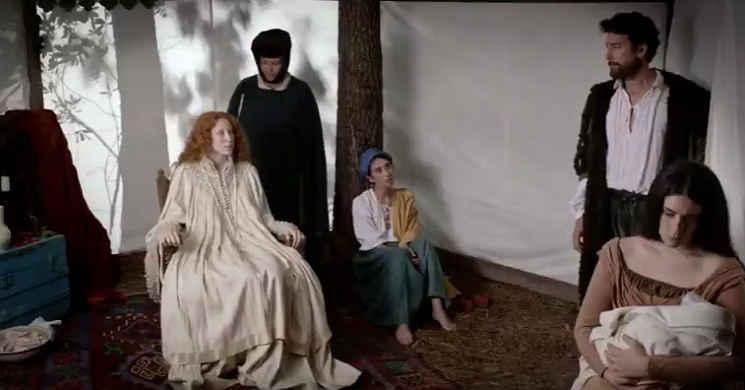 Trailer português do filme A Portuguesa
