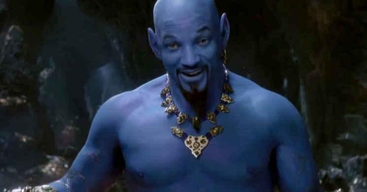 Trailer português do filme Aladdin