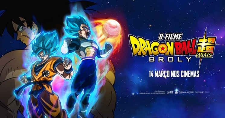 Trailer português do filme Dragon Ball Super: Broly