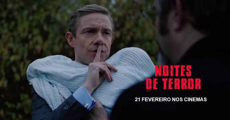 Trailer português do filme Noites de Terror