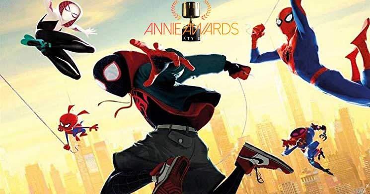 Vencedores Annie Awards 2019