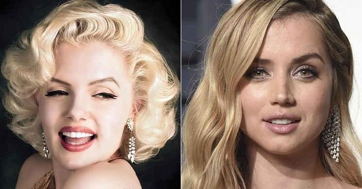 Ana de Armas em negociações para interpretar Marilyn Monroe no filme biográfico