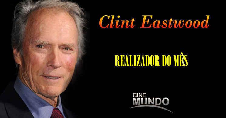 Clint Eastwood no Canal Cinemundo